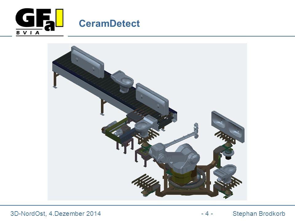 B V I A 3D-NordOst, 4.Dezember 2014- 4 -Stephan Brodkorb CeramDetect
