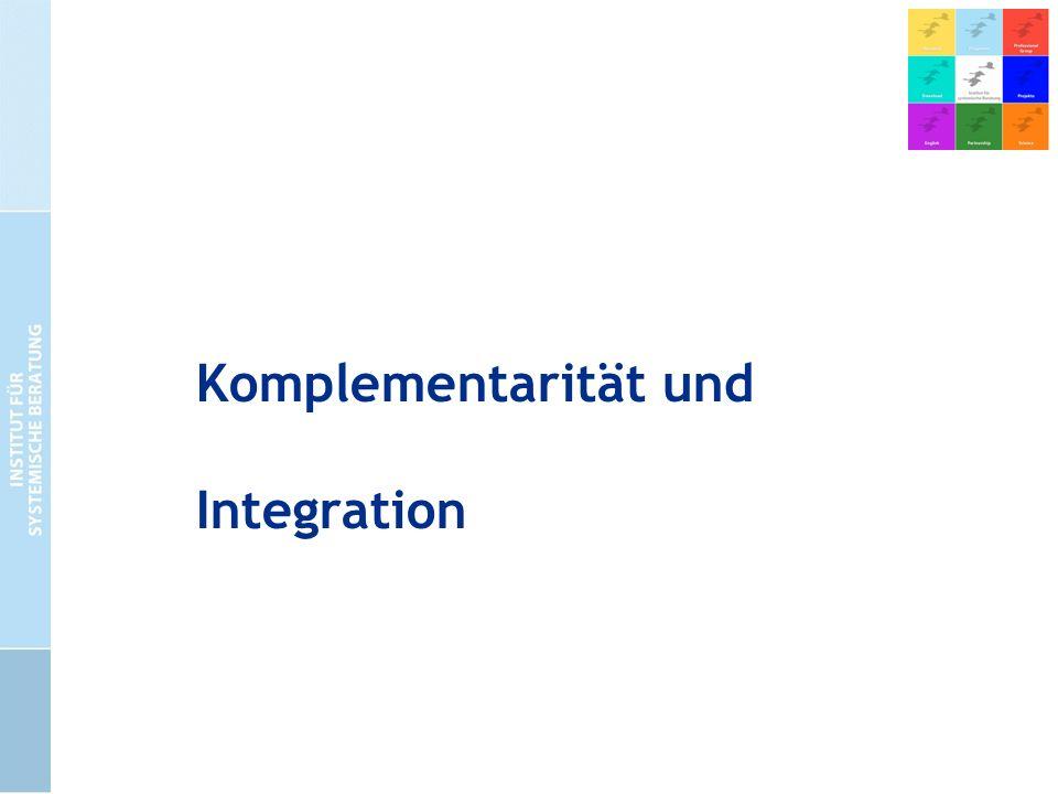 Komplementarität und Integration