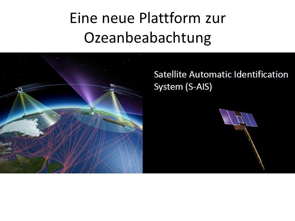 Eine neue Plattform zur Ozeanbeabachtung