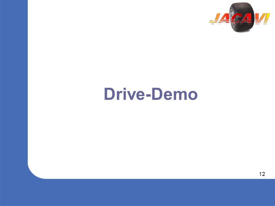 12 Drive-Demo