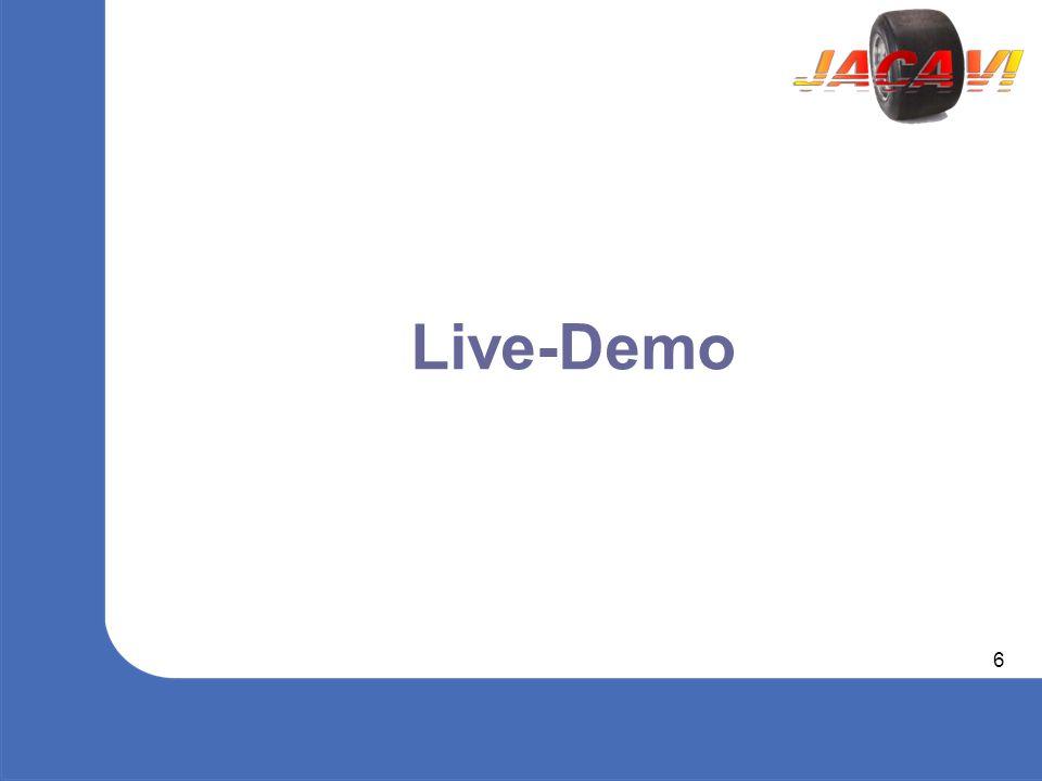 6 Live-Demo