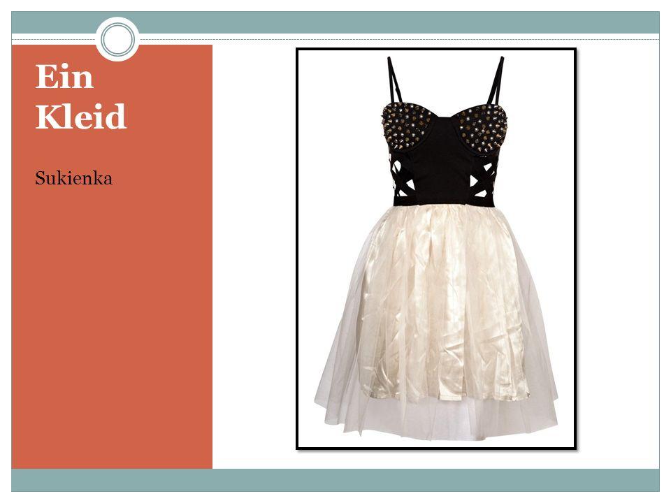 Ein Kleid Sukienka