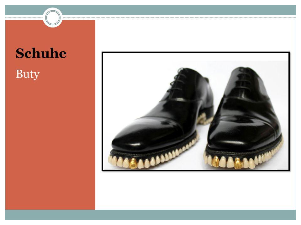 Schuhe Buty