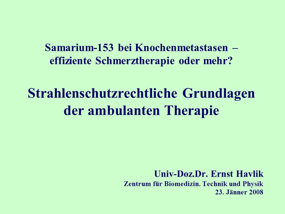 Univ-Doz.Dr. Ernst Havlik Zentrum für Biomedizin.