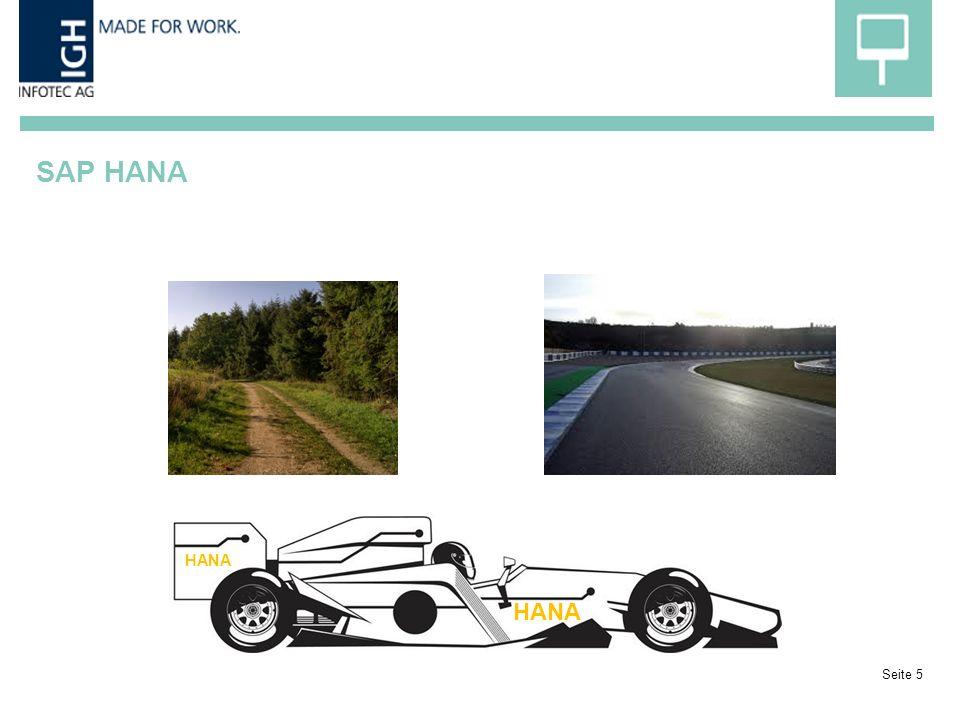 SAP HANA Seite 5 HANA