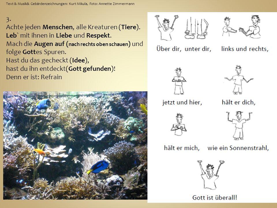 Text & Musik& Gebärdenzeichnungen: Kurt Mikula, Foto: Annette Zimmermann 3.
