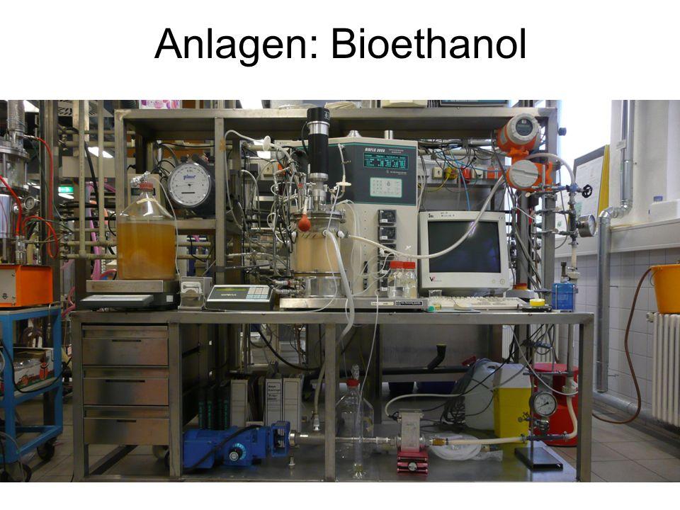 Anlagen: Bioethanol
