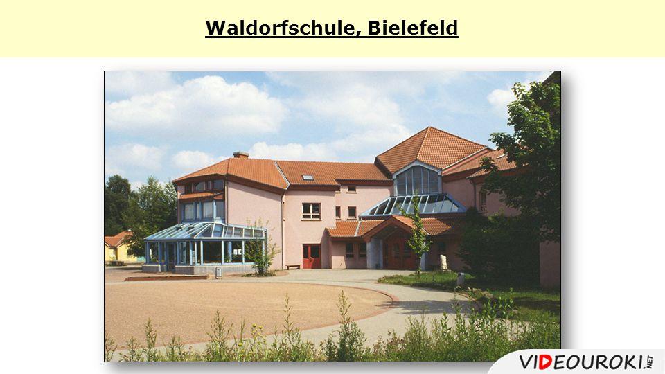 Waldorfschule, Bielefeld