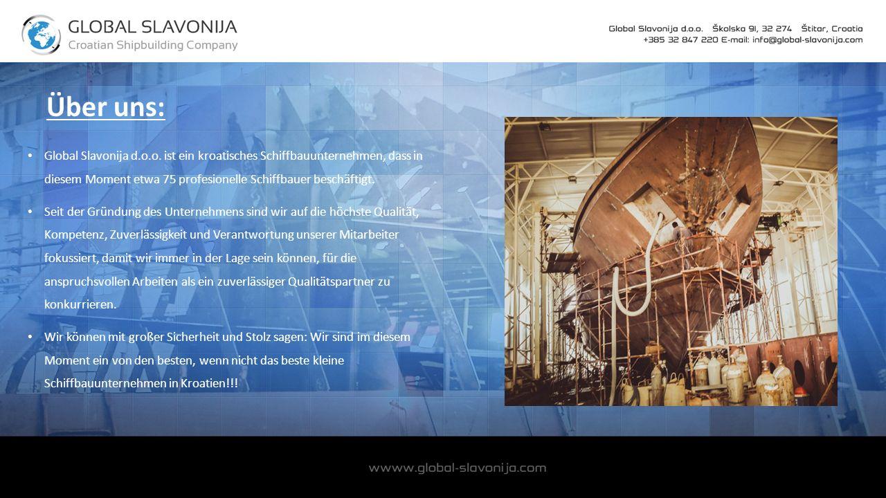 Über uns: Global Slavonija d.o.o.