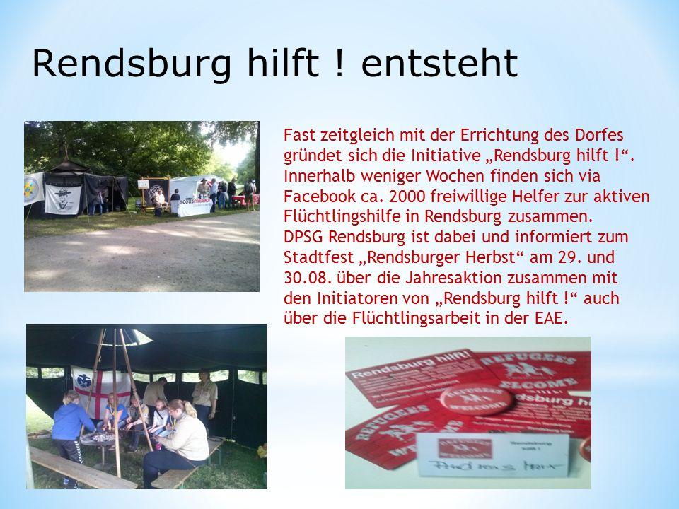 Rendsburg hilft .