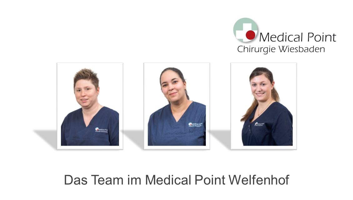 Das Team im Medical Point Welfenhof