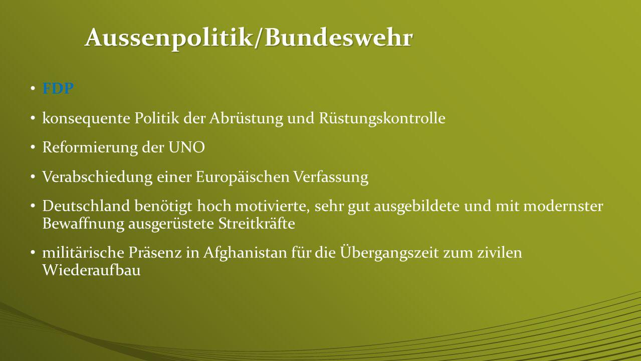Aussenpolitik/Bundeswehr SPD Ziel bleibt eine Welt ohne Atom- und Massenvernichtungswaffen UNO stärken, Deutschland in den Sicherheitsrat Internationa