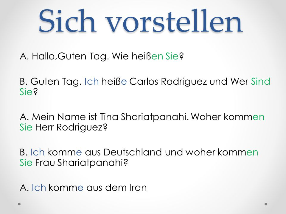 Welche Sprache sprechen Sie.Ich spreche persisch,englisch,deutsch.