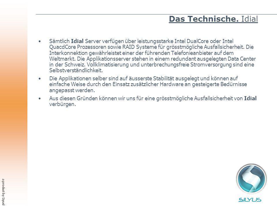 a product by Siyusl Das Technische.