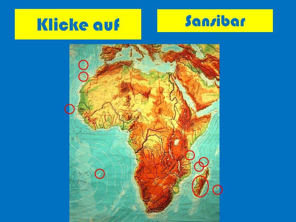 Klicke auf Sansibar