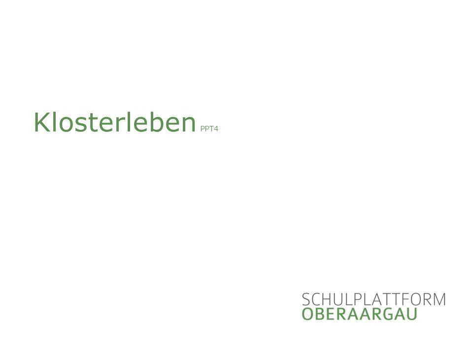 Klosterleben PPT4