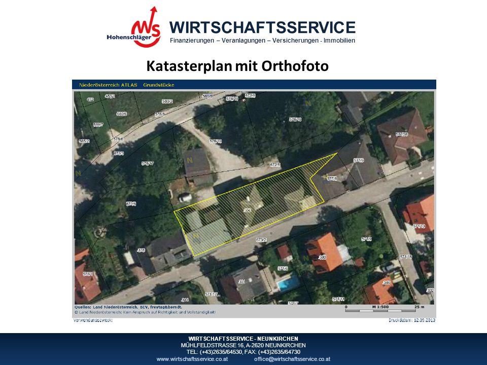 WIRTSCHAFTSSERVICE Finanzierungen – Veranlagungen – Versicherungen - Immobilien WIRTSCHAFTSSERVICE - NEUNKIRCHEN MÜHLFELDSTRASSE 16, A-2620 NEUNKIRCHEN TEL: (+43)2635/64530, FAX: (+43)2635/64730 www.wirtschaftsservice.co.atoffice@wirtschaftsservice.co.at Fotos VI