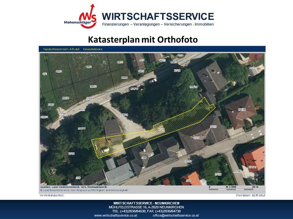 WIRTSCHAFTSSERVICE Finanzierungen – Veranlagungen – Versicherungen - Immobilien WIRTSCHAFTSSERVICE - NEUNKIRCHEN MÜHLFELDSTRASSE 16, A-2620 NEUNKIRCHEN TEL: (+43)2635/64530, FAX: (+43)2635/64730 www.wirtschaftsservice.co.atoffice@wirtschaftsservice.co.at Fotos VII