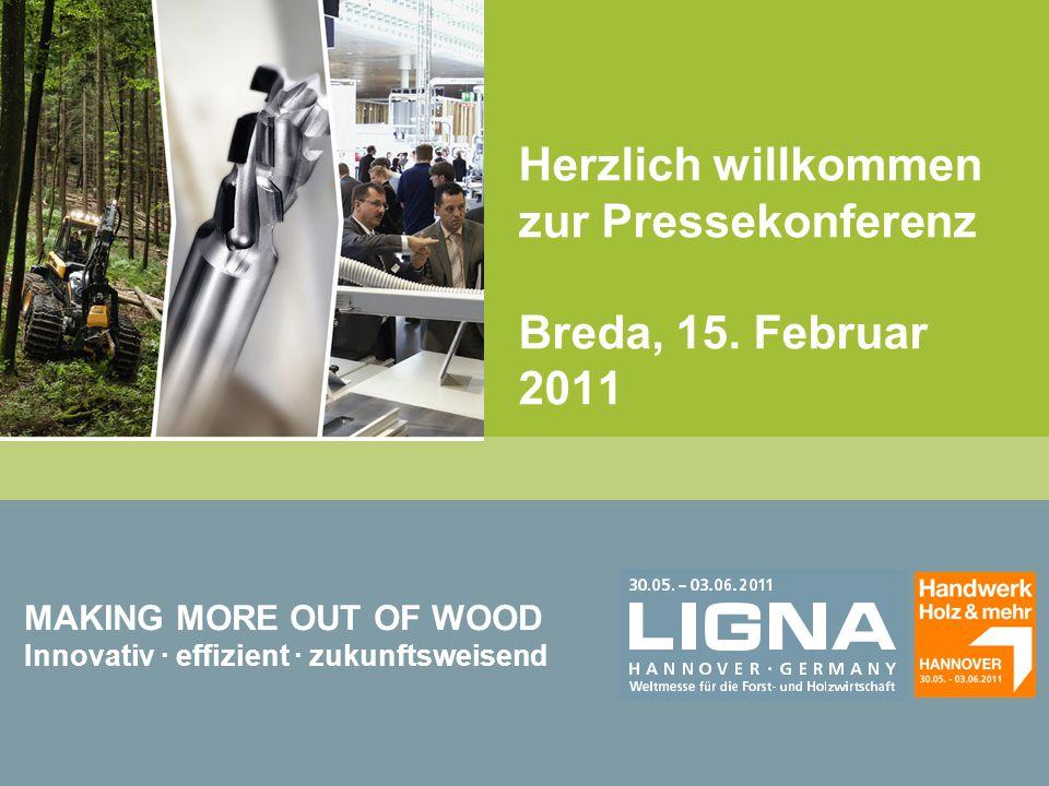 101 - Februar 2011Seite 1 Herzlich willkommen zur Pressekonferenz Breda, 15.