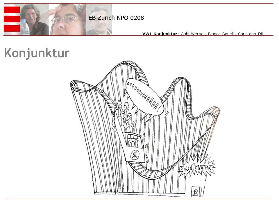 VWL Konjunktur: Gabi Werner, Bianca Bonelli, Christoph Dill Konjunktur