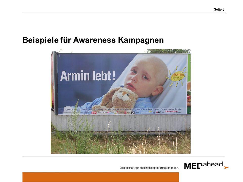 Beispiele für Awareness Kampagnen Seite 8