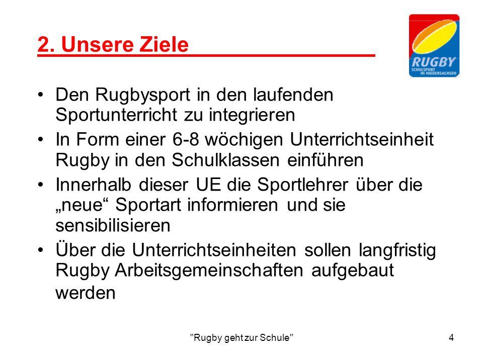 Rugby geht zur Schule 5 2.