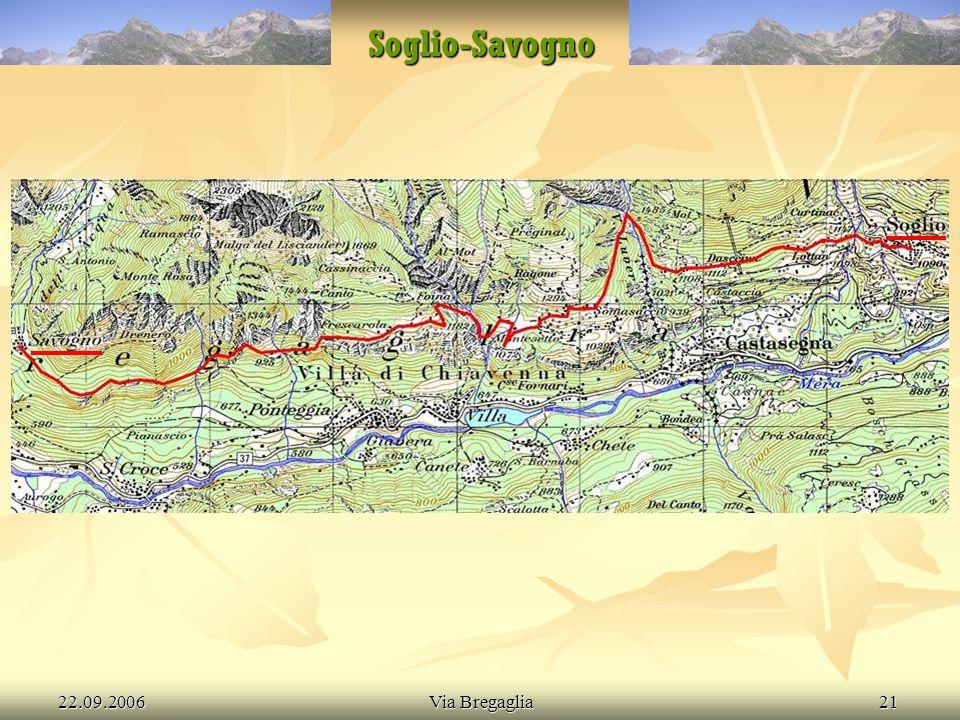 22.09.2006Via Bregaglia22 Savogno-Chiavenna