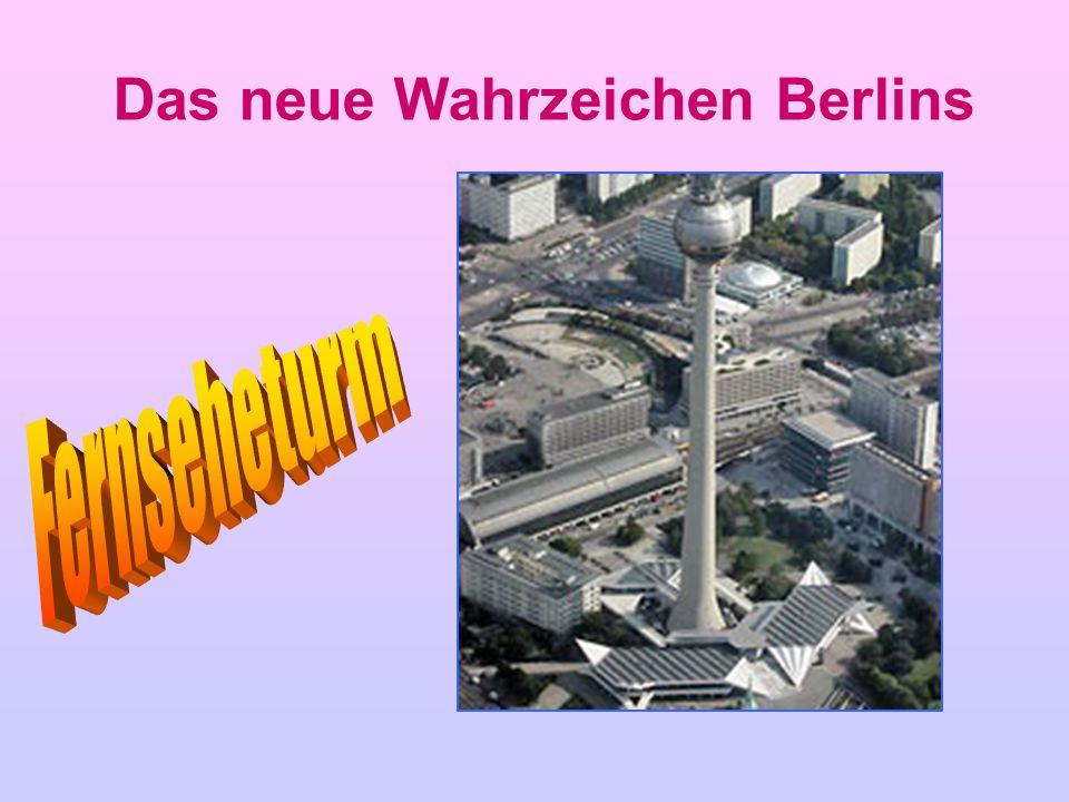 Das neue Wahrzeichen Berlins