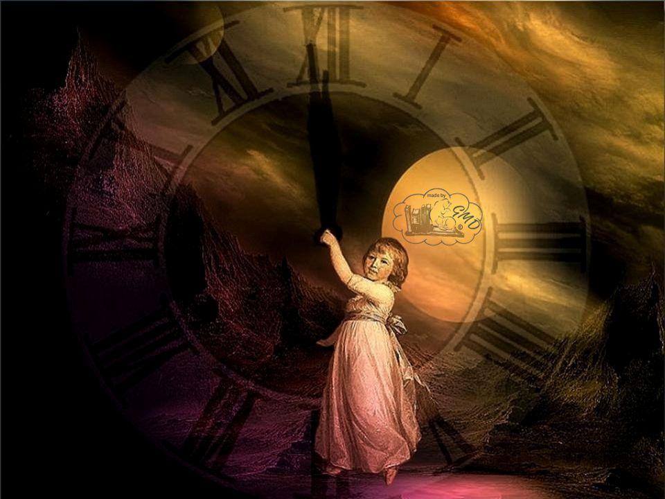 Jetzt kann ich es nicht mehr erwarten und freu mich auf die Mitternacht, wenn Korken knallen, Menschen tanzen, beim zwölften Schlag die Zukunft lacht.