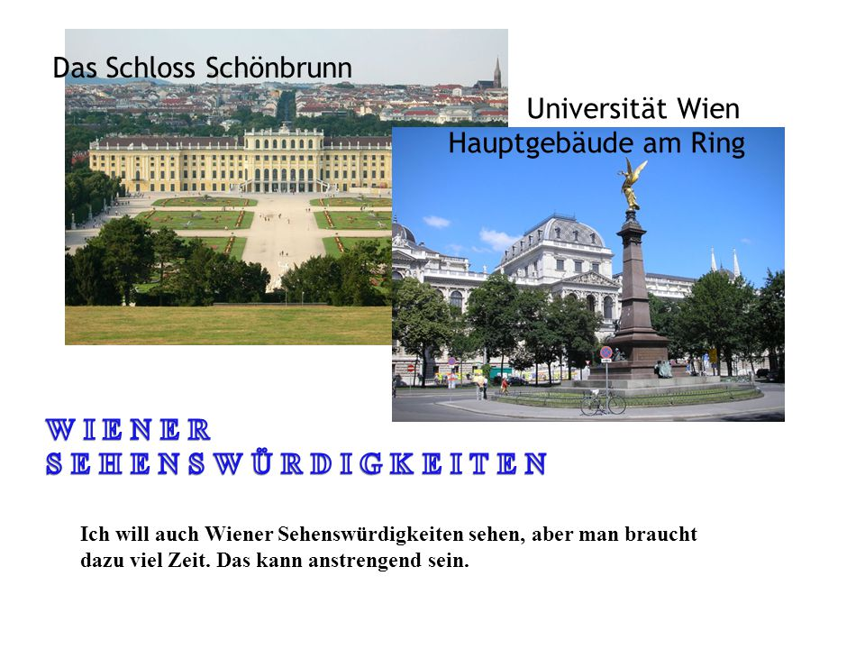 Ein Tag im Wiener Prater (ein Vergnügungspark) das kann zu kurz sein.