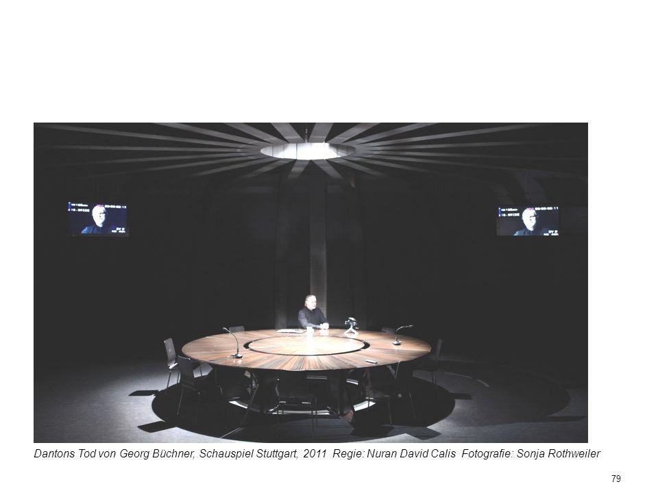 79 Dantons Tod von Georg Büchner, Schauspiel Stuttgart, 2011 Regie: Nuran David Calis Fotografie: Sonja Rothweiler