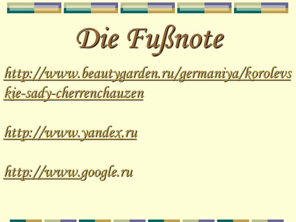 Die Fußnote http://www.beautygarden.ru/germaniya/korolevs kie-sady-cherrenchauzen http://www.beautygarden.ru/germaniya/korolevs kie-sady-cherrenchauze