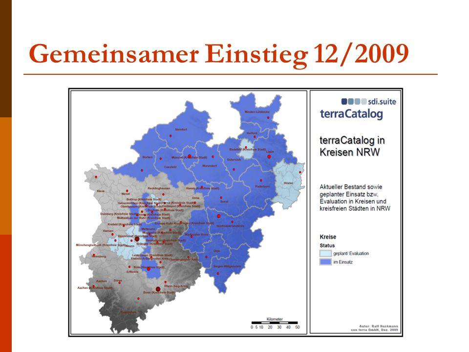 Gemeinsamer Einstieg 12/2009