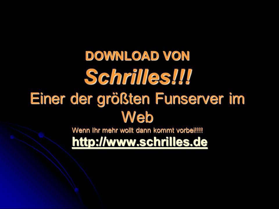 DOWNLOAD VON Schrilles!!.