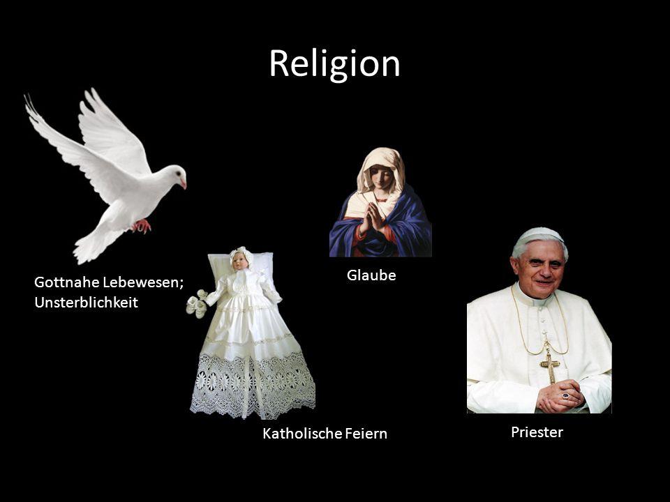 Religion Gottnahe Lebewesen; Unsterblichkeit Priester Katholische Feiern Glaube