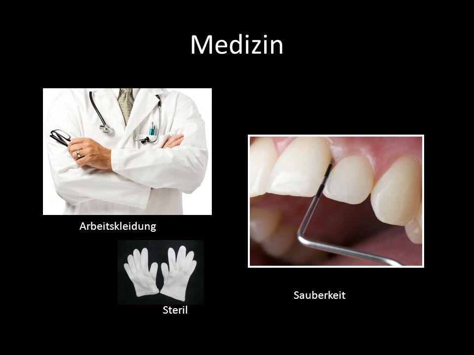 Medizin Arbeitskleidung Sauberkeit Steril