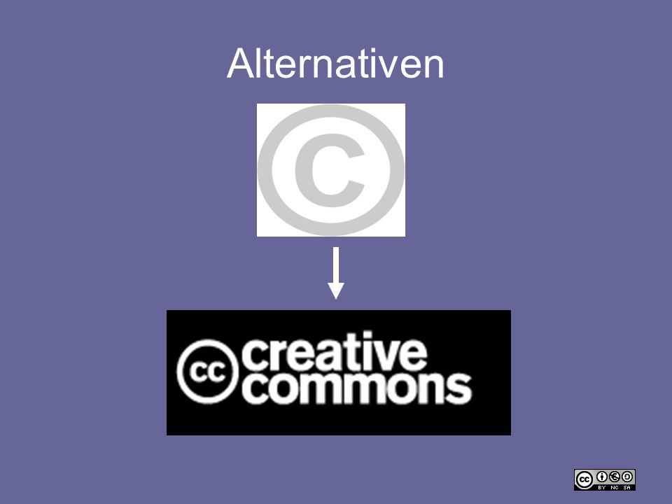 Creative Commons You have selected the Creative Commons Attribution-Noncommercial-Share Alike 2.0 Austria License Share, reuse, and remix legally.