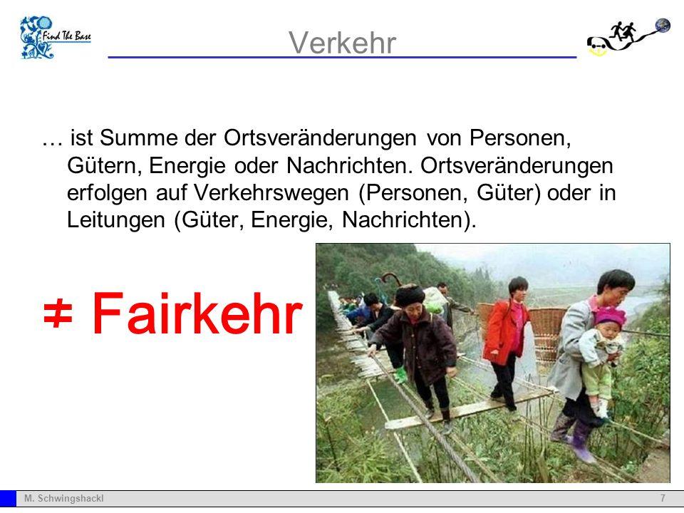 28M.Schwingshackl Geistige Mobilität… Danke für die Aufmerksamkeit.