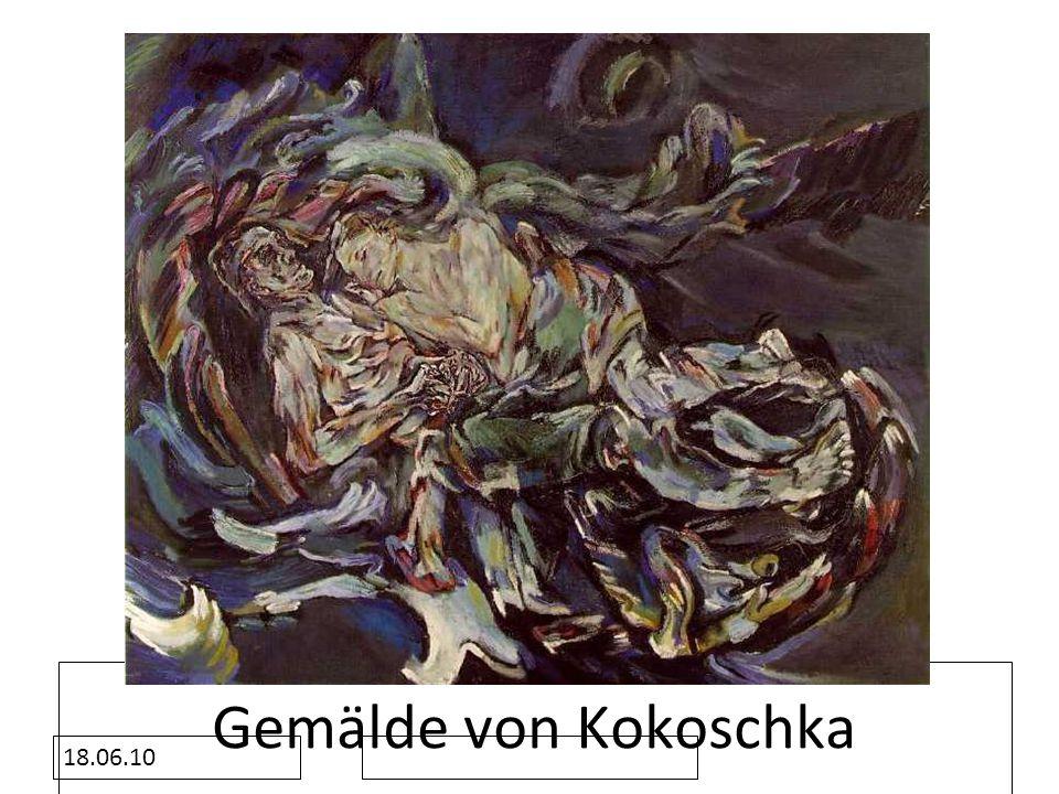 18.06.10 Gemälde von Kokoschka