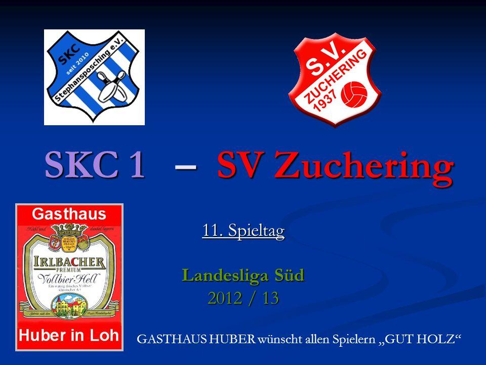 SKC 1 – SV Zuchering 11.