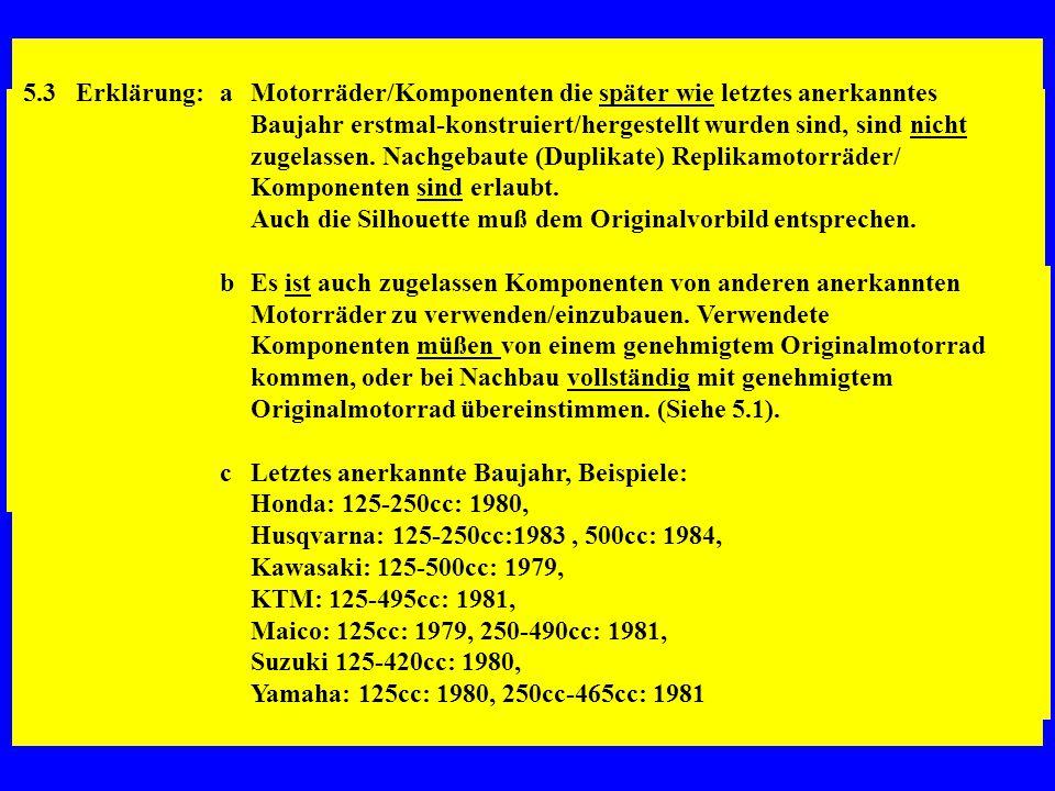 ARTIKEL 4Reglement 4.1Eine Besichtigung und entsprechende Vorbereitung der Rennstrecke vor jedem TSC Lauf/Training ist obligatorisch. 4.2VierTeilrenne