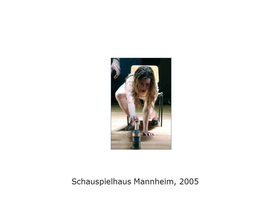 Schauspielhaus Mannheim, 2005