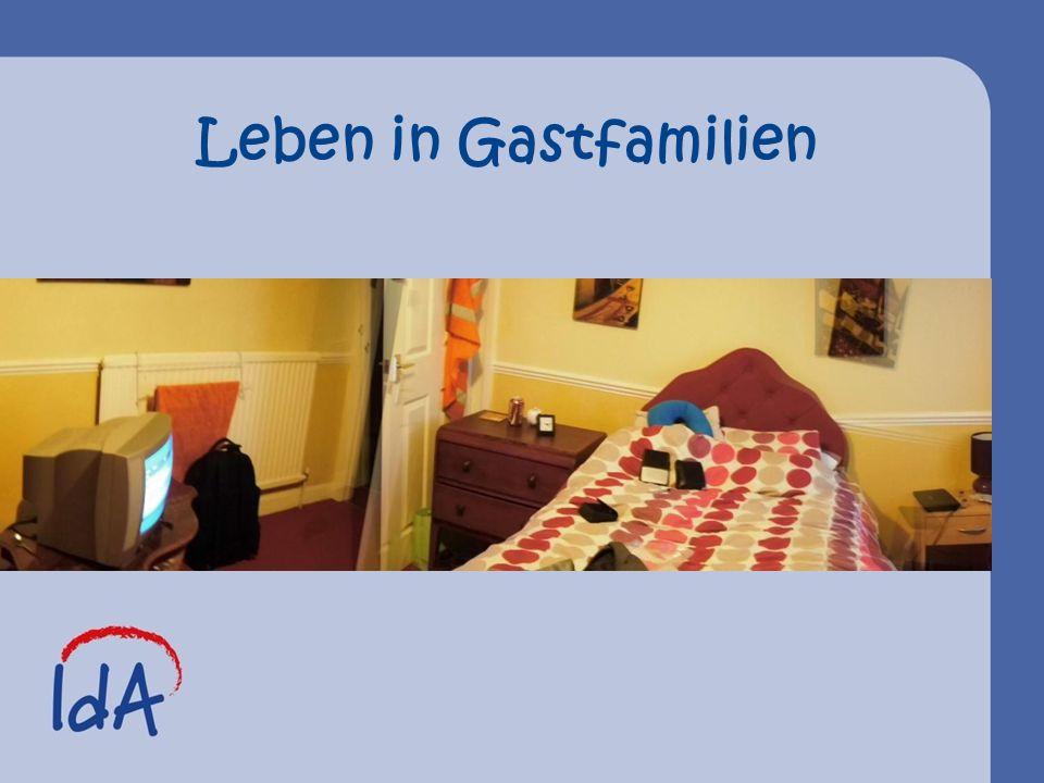 Leben in Gastfamilien