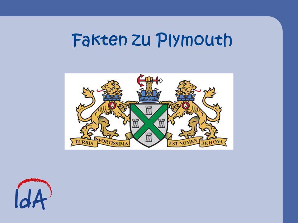 Fakten zu Plymouth