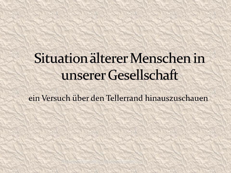 ein Versuch über den Tellerrand hinauszuschauen Dr. Klein Fachtagung der Klinik Eschenburg 2012