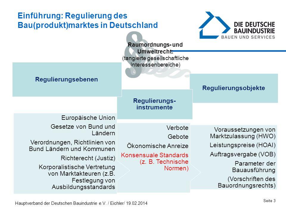 Seite 14 Vielen Dank für Ihre Aufmerksamkeit.Hauptverband der Deutschen Bauindustrie e.V.
