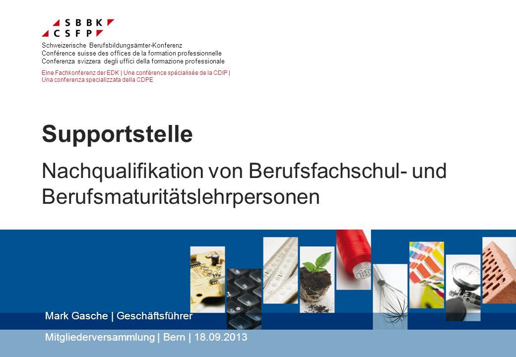SBBK CSFP   Laufende Projekte   18.09.2013 2 Tätigkeitsbericht Start im April 2012 Tagung der kantonalen Ansprechpersonen im August 2012 Ca.