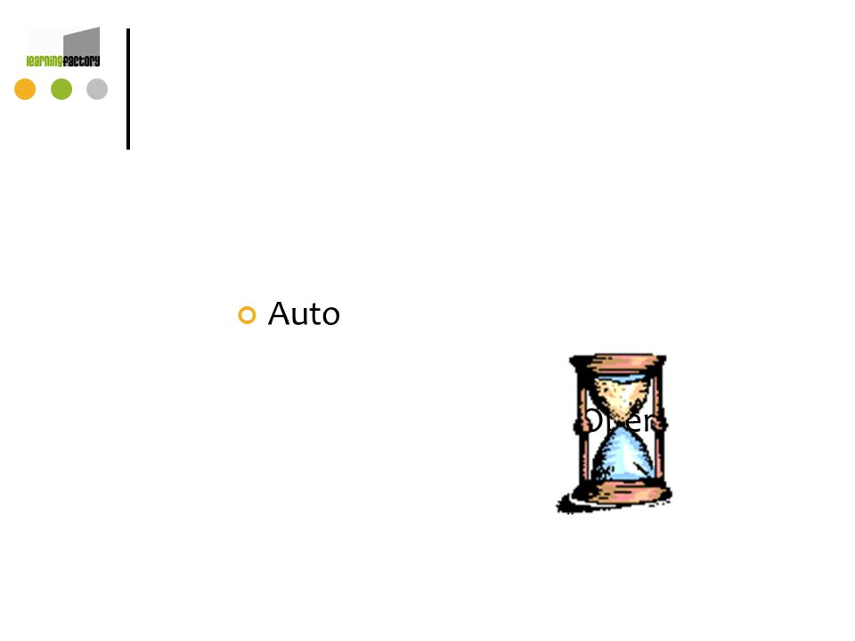 Auto Oper