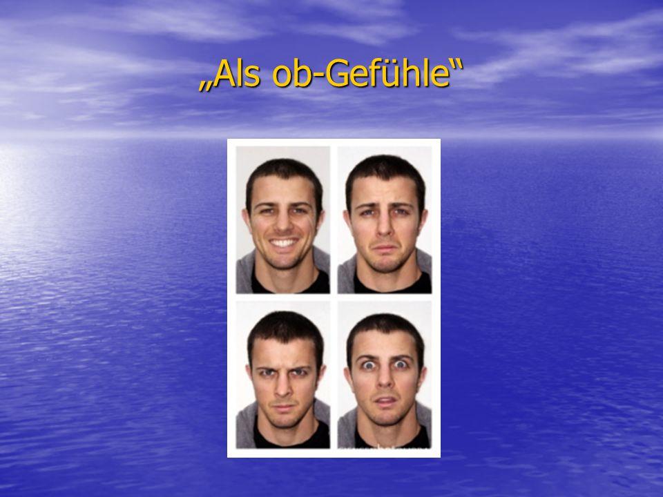 Facial Feedback-Hypothese (Carroll Izard, 1988)