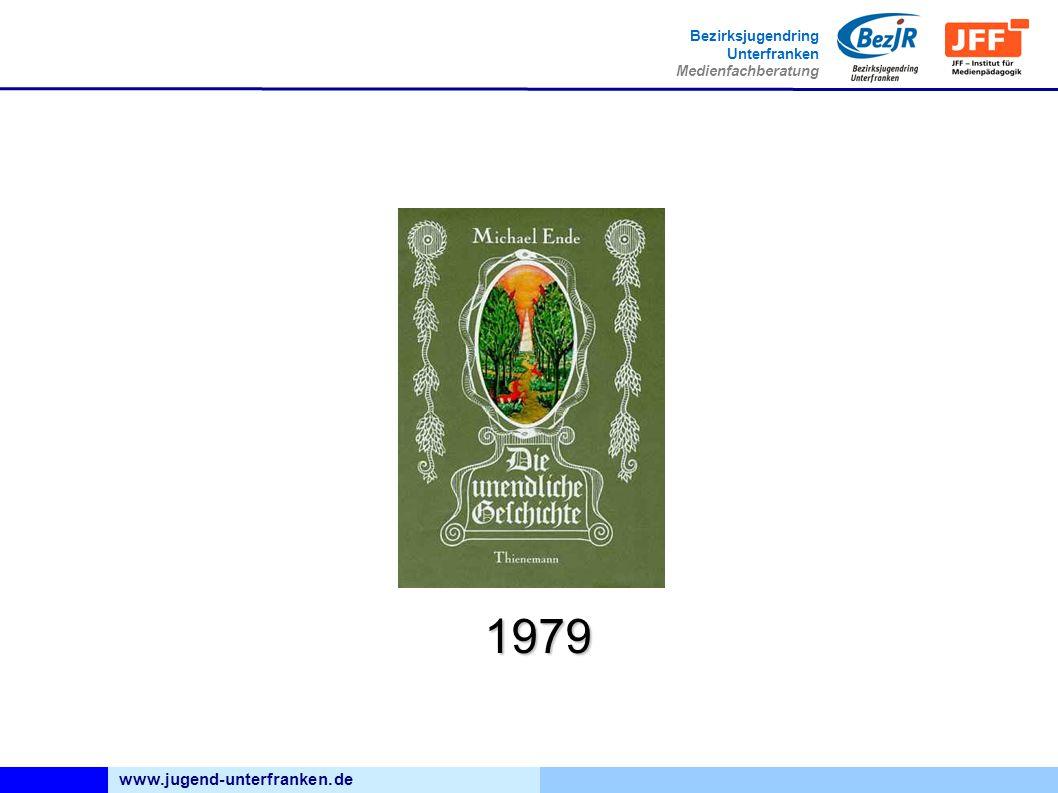 www.jugend-unterfranken.de Bezirksjugendring Unterfranken Medienfachberatung 1979